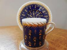 Wedgwood St. James bone china demitasse cup and saucer S368