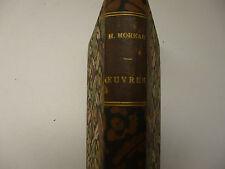 MOREAU (Hégésippe). Œuvres complètes. 1861