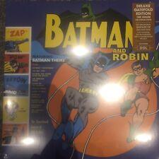 SUN RA & THE BLUES PROJECT BATMAN & ROBIN LP ON 180 GRAM VINYL 2017 GATEFOLD EDT
