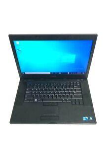 """Dell Latitude E6510 15.6"""" Core i5 560M 8GB RAM 500GB HDD Win 10 Pro"""