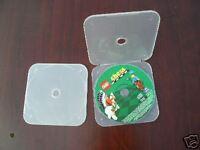 200 TRIMPAK CD/DVD POLY CASES - CLEAR - PSC14