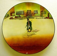 """Huge Royal Doulton Dickens Series Ware Wall Charger """"Barkis"""" D 5175"""