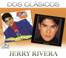 Dos Clásicos by Jerry Rivera (CD, Nov-2009, 2 Discs, Sony Music Distribution (U…