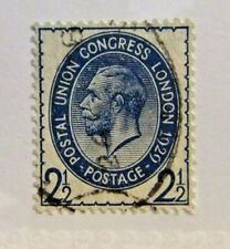 GREAT BRITAIN Scott #208 Θ used,  extremely fine + 102 card