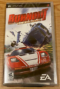 BURNOUT LEGENDS (Sony PlayStation Portable PSP) BRAND NEW Factory-SEALED