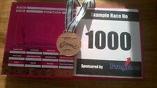 Runners Race Book (Ran Like a Girl)