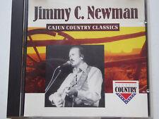 JIMMY C. NEWMAN <>  Cajun Country Classics  <> NM (CD)