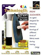 TECHNICQLL IRON CLEANER STICK WIPE OF THOSE SCORCH STARCH AND BURN MARKS 30g