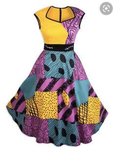 New Disney Parks Dress Shop Nightmare Before Christmas Sally Women's Dress 1X