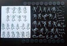 Warhammer 40k Dark Imperium Death Guard Poxwalkers x20