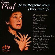 La Vie en Rose: The Very Best of Edith Piaf [7/12] (CD, Jul-2011, Musical...