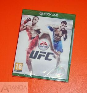 EA Sports UFC Xbox One New and Sealed