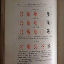 DORMOY Emile - Traité mathématique de l'écarté. 1887.
