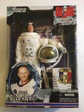 """Buzz Aldrin GI Joe 12"""" Action Figure, NASA 1969 Apollo 11 Astronaut, Mint, 1999"""