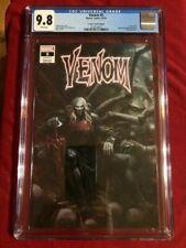 VENOM 5 CGC 9.8 NM/MT Near Mint 1st KNULL COVER after 3 Frankie's Comics Variant
