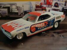 """Hot Wheels Don """"The Snake II"""" Prudhomme Cuda Funny Car 1/64 Scale Limited Edit V"""