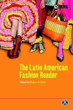 Latin American Fashion Reader (Dress, Body, Culture)-ExLibrary