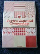 PERFECT ESSENTIAL COMPANIONS - 600 printable sheets 2 DISC CD ROM
