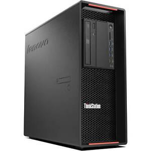 Lenovo ThinkStation P710 E5-2620 v3 2.4GHz RAM 16GB SSD 256GB Quadro 4000 Win 10