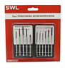 Precision Screwdriver set Repairfor Jewellery Watch Laptop Mobile Glasses 11 Pc