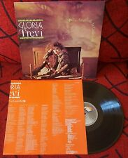 GLORIA TREVI *** Tu Angel De La Guarda *** RARE 1992 Spain LP w/ MINIPOSTER
