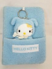 RARE Vtg 2000 Sanrio HELLO KITTY Blue DAILY PLANNER Schedule Book Dairy  NEW