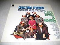 CHRISTMAS SERENADE GLENN MILLER STYLE TEX BENEKE LP EX Columbia LE-10355 1965