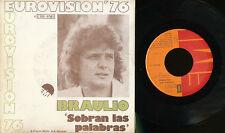 EUROVISION 1976 45 TOURS BELGIQUE BRAULIO (2)