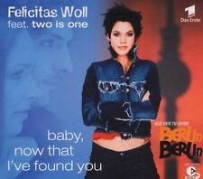 Berlin Berlin (ARD-série, 2003) Baby, now that I 've found you (by FELI [Maxi-CD]