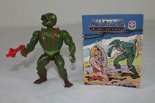 Kobra Kahn -1984/estrela - (Masters of the universe) 100% completamente & Comic