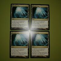 Mirrodin's Core x4 Conspiracy 4x Playset Magic the Gathering MTG