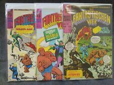 Die Fantastischen Vier 18 + 27 + 94 -Williams Verlag - Marvel Comic !!!