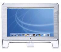 "Apple  Cinema M7649 17"" LCD Monitor Good Condition"