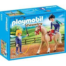 PLAYMOBIL Voltigier-Training, Konstruktionsspielzeug