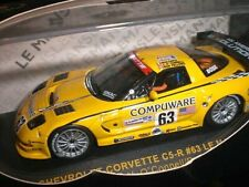 IXO LMM065 - Chevrolet Corvette C5-R Le Mans 2003 #63 - 1:43 Made in China