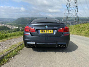 M5 Number Plate - Private Plate M5 BYX (M5 BYE X)
