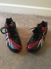NFL Players REEBOK Sports Cleats Mens Sz 11 Multicolor Athletic Shoes