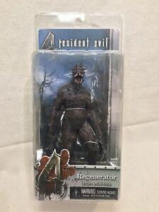 Sealed Resident Evil NECA Regenerator Iron Maiden Figure 2006 MIB