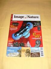 Image & Nature N°15 juillet 2008