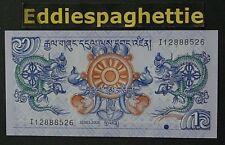 Bhutan 1 Ngultrum 2006 UNC P-27a