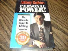ANTHONY ROBBINS PERSONAL POWER #4 CASSETTE SET ULTIMATE SECRET LIFELONG SUCCESS