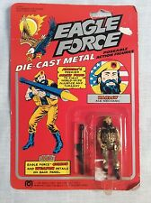 Eagle Force Die Cast Metal Harley Ace Mechanic Vintage Toy Action Figure