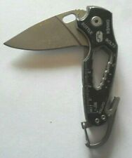 True Utility Folding Pocket- Multi Tools Knife, USED,BY NEBO SMARTKNIFE