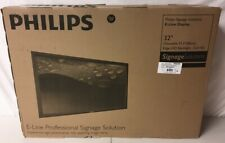 "Phillips 32"" Touchscreen Display Signage E-Line IPS 1080p 3D Comb 16:9 BDL3260TT"