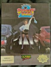 Street Rod 2 Computer Game by California Dreams for Amiga