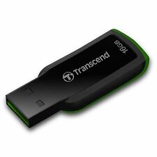 Transcend JetFlash 360 16gb USB 2.0 MEMORIA FLASH PEN DRIVE - Negro