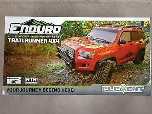 Element RC Enduro Trailrunner 4x4 RTR 1/10 Rock Crawler Fire ASC40106 New!!
