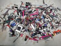 WHOLESALE LOT OF 100 ASSORTED WET' N WILD COSMETICS BRAND NEW LARGE ASSORTMENT