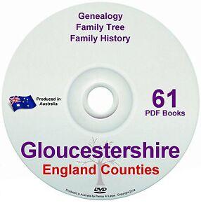 Family History Tree Genealogy Gloucestershire