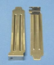 6 x PCI  Expansion Slot Cover, Chrome Finished